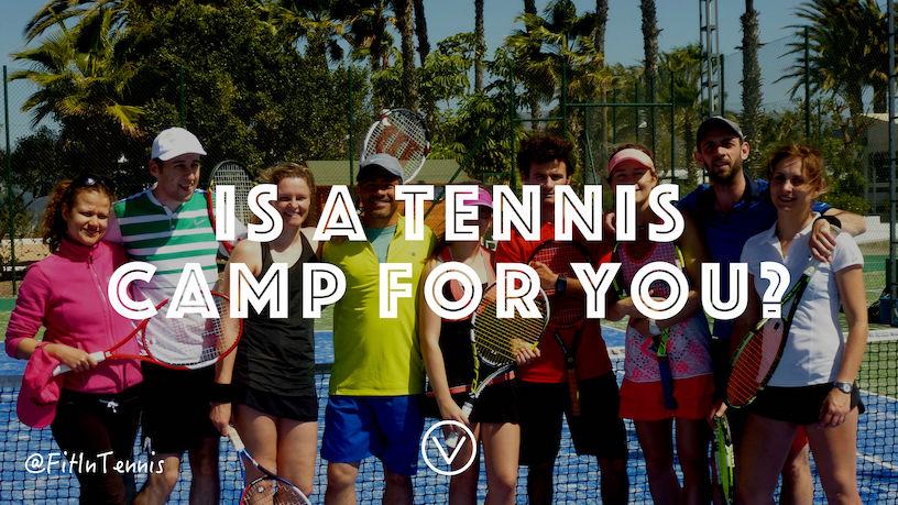 Is a tennis camp for you