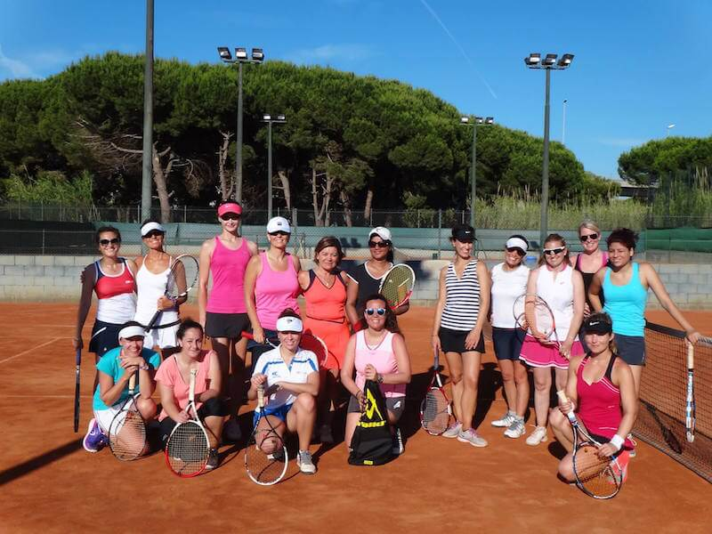 Tennis Tournament for Intermediate players