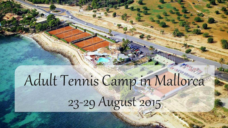 Adult Tennis Camp in Mallorca
