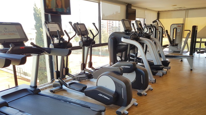 Gym in Barcelona